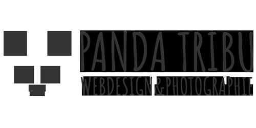 Logo PANDA TRIBU