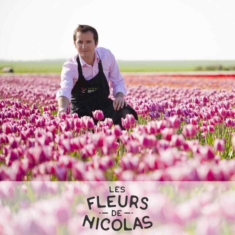 Nicolas Bigot-Les fleurs de Nicolas