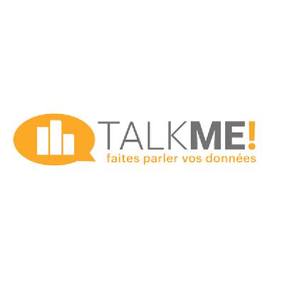 logo talk me