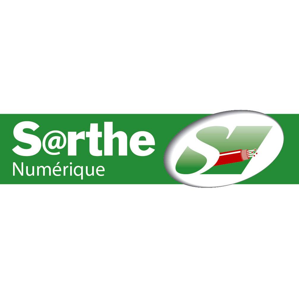 logo Sarthe Numérique