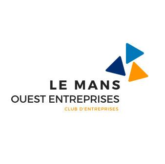 logo Le Mans-Ouest Entreprise